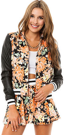 *MKL Collective The Flower Bomber in Black