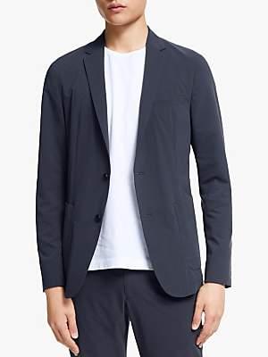 Technical Suit Jacket, Navy