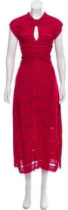Proenza Schouler Sleeveless Maxi Dress