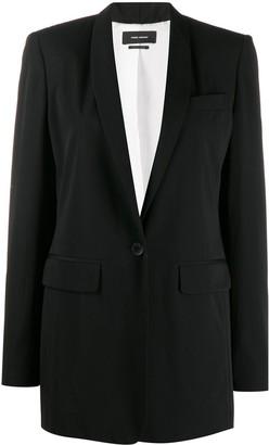 Isabel Marant single button blazer