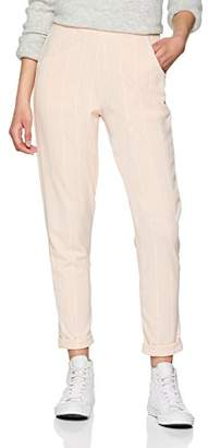 New Look Women's Stevie Stripe Pull On Relaxed Striped Trousers,(Manufacturer Size:8)