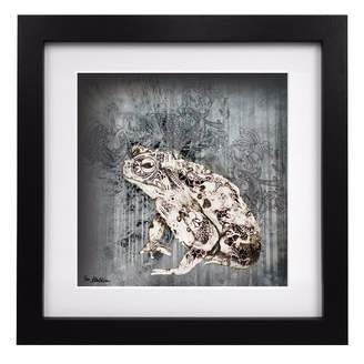 Coleman Louise Limited Edition Noble Toad Art Print