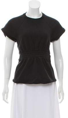 Alexander Wang Short Sleeve Top