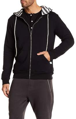 Kinetix Florence Hooded Zip Up Jacket