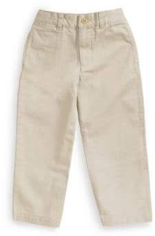 Ralph Lauren Toddler's& Little Boy's Suffield Cotton Pants