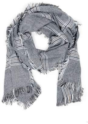 Sole Society Houndstooth Scarf