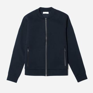 The Street Fleece Bomber $75 thestylecure.com