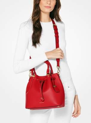 MICHAEL Michael Kors Blakely Leather Bucket Bag