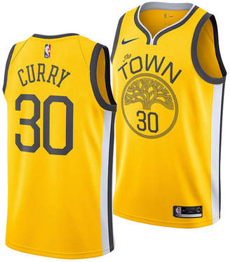 online store 33f71 00a5a Mens Stephen Curry Swingman Jersey - ShopStyle