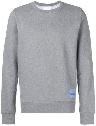 Calvin Klein classic jersey sweater