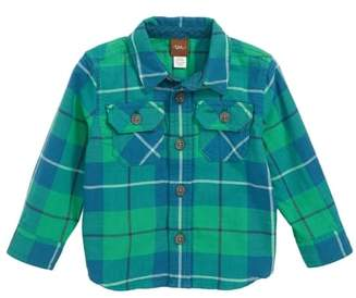 Tea Collection Plaid Shirt