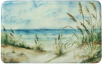 Bacova Guild Coastal Landscape Rectangular Kitchen Mat