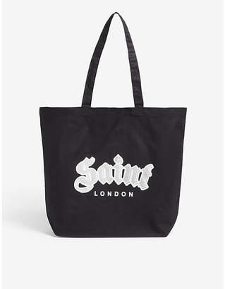 At Selfridges Saint London Tote Logo