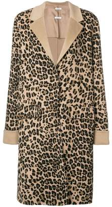 P.A.R.O.S.H. leopard coat