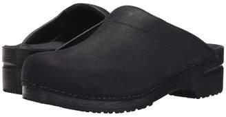 Sanita Karl Oil Men's Clog Shoes