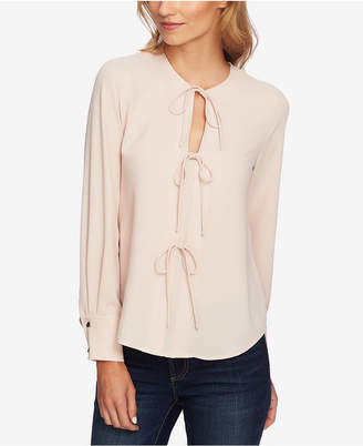 1 STATE 1.state Bow-Ties Blouse