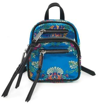 Violet Ray Kimono Quilted Mini Backpack