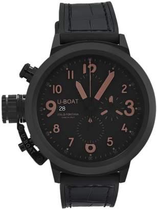 U-Boat Flightdeck Chronograph Full Ceramic Automatic Men's Watch 7094