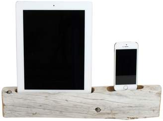 Docksmith Driftwood Dock for iPad + iPhone