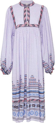 Figue Nora Printed Cotton Dress