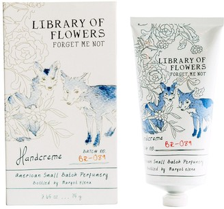 Library of Flowers Forget Me Not Hand Cream