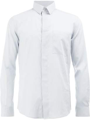 Craig Green textured stripe poplin shirt