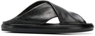 Marsèll soft crossover sandals