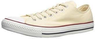 Converse Unisex Chuck Taylor All Star Low Top Natural Sneakers