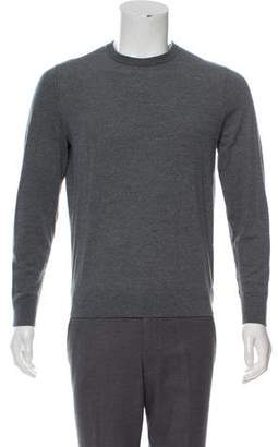 Theory Crew Neck Wool Sweater
