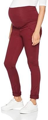 Esprit Women's Pants OTB Slim W178C101 Maternity Trousers,10 (Size of Manufcturer: 10/6)