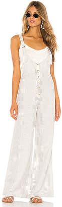Amuse Society Fina Overall Jumpsuit