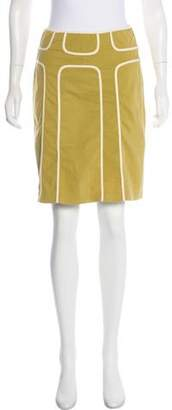 Tocca knee-Length Pencil Skirt