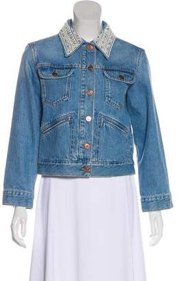 704804b721 Etoile Isabel Marant Blue Women s Denim Jackets - ShopStyle Australia