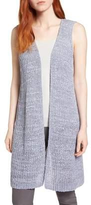 Nic+Zoe Sunset Long Vest
