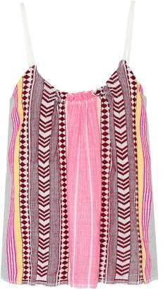 Lemlem Luchia cotton-blend camisole