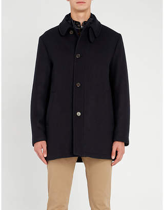 Polo Ralph Lauren Longline wool-blend coat
