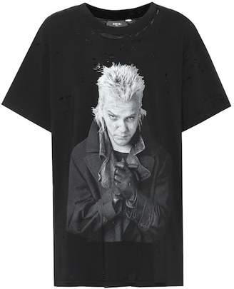 Amiri Lost Boys printed cotton T-shirt