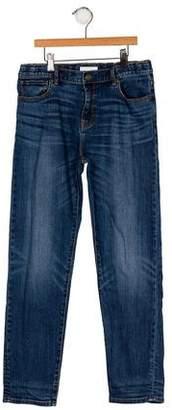 Burberry Girls' Five Pocket Jeans