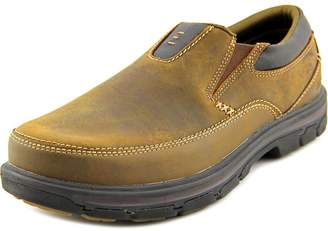 Skechers Segment-The Search Men US 10 Brown Loafer