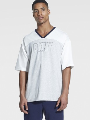 DKNY Tri-Color Active Jersey