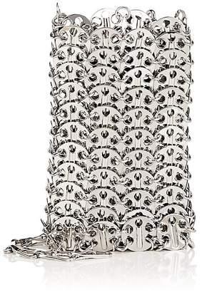 Paco Rabanne Women's Iconic Metal-Link Mini Shoulder Bag