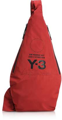 Y-3 Y 3 Red Yohji Messenger