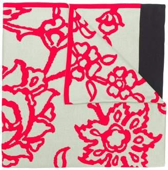 Chirazi floral print scarf