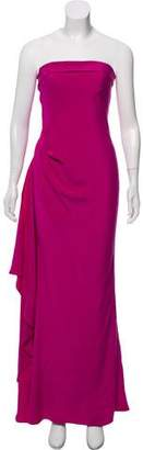 Amanda Wakeley Silk Evening Dress w/ Tags