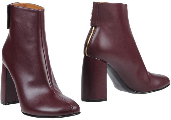 STELLA McCARTNEY Ankle boots