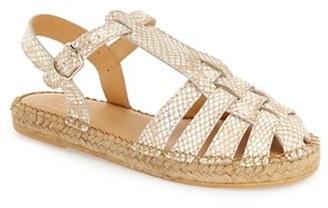 Women's Andre Assous 'Liliana' Espadrille Sandal $138.95 thestylecure.com