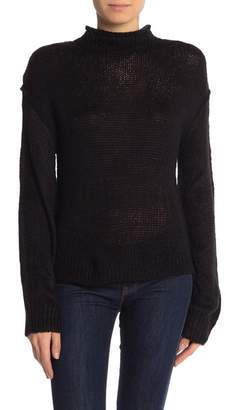 Abound Mock Neck Pullover Sweater