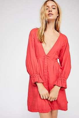 Cp Shades Sofiya Double Cloth Tunic