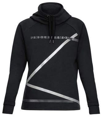 Under Armour Women's Microthread Fleece Hoodie