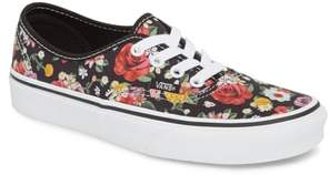Vans UA Authentic Lux Floral Sneaker